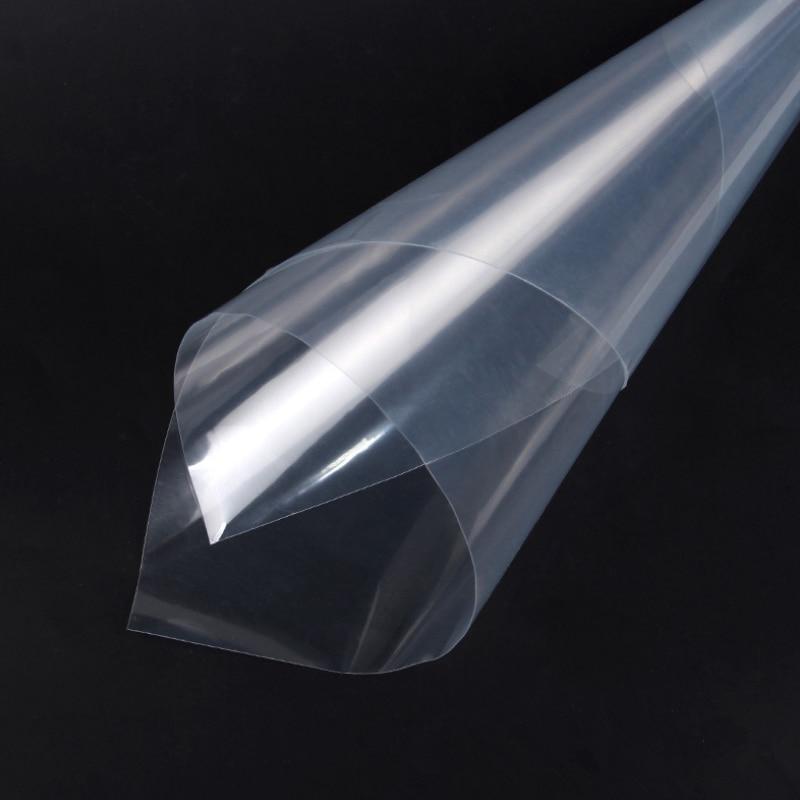 1.52x15 m Voiture Full Body Transparent Vinyle Autocollant Brillant PVC De Protection Film 3 Couches Haute Qualité Scratch Prévention autocollant