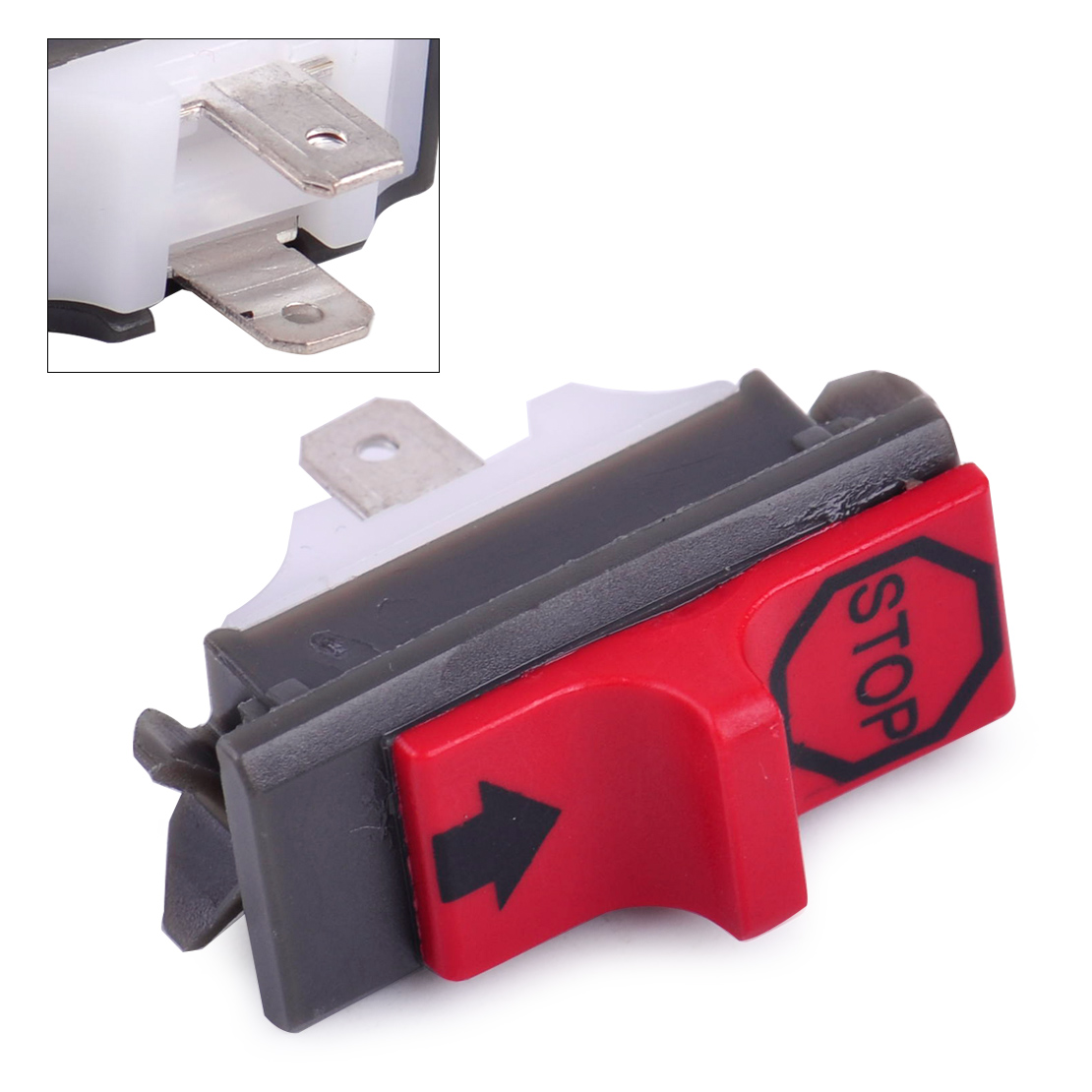 LETAOSK High Quality Kill Stop Switch On-off Fit For Husqvarna 365 371 372 372XP 336 Chainsaw