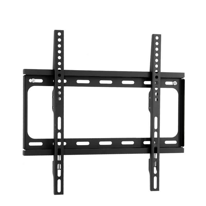"""Umum LCD Bracket TV Stand Dinding Berdiri Adjustable TV Bracket Plasma TV Lengan untuk 26 """"-50"""", dukungan Max 30Kg Wegiht"""