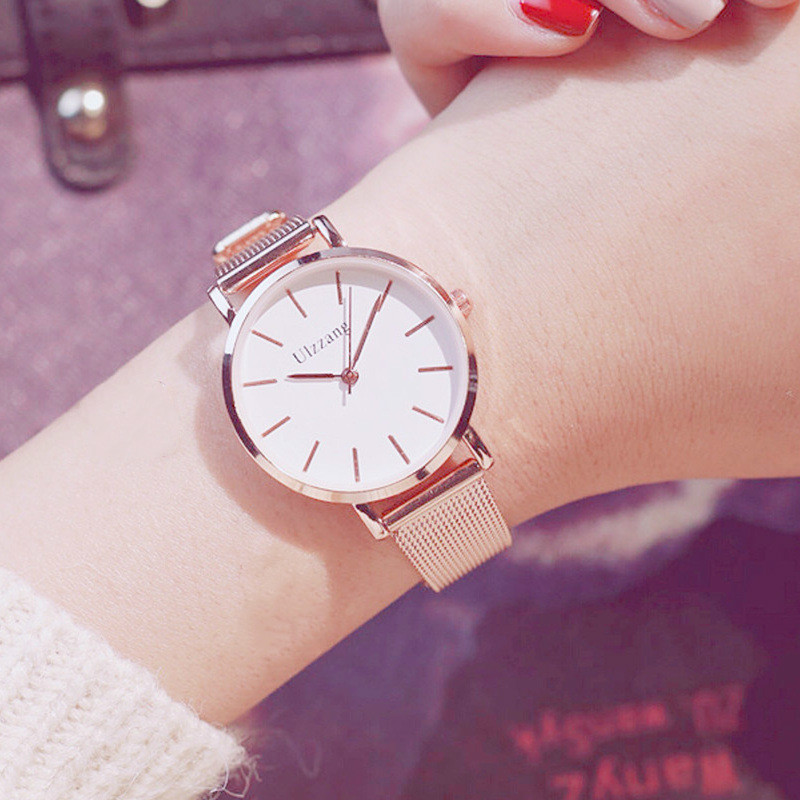 Ulzzang New Fashion Women Quartz Watches Top Brand