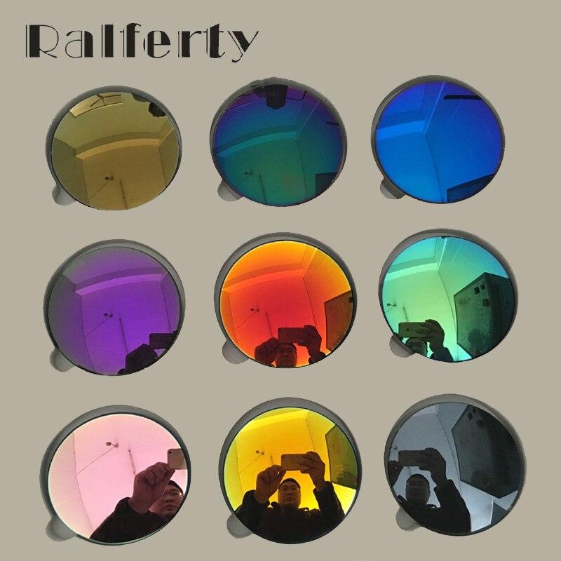 1,56 Rezept Polarisierte Linsen Gespiegelt Farbige Objektiv Für Auge Myopie/hyperopie Optische Sonnenbrille Anti Uv Schutzbrillen Reine WeißE