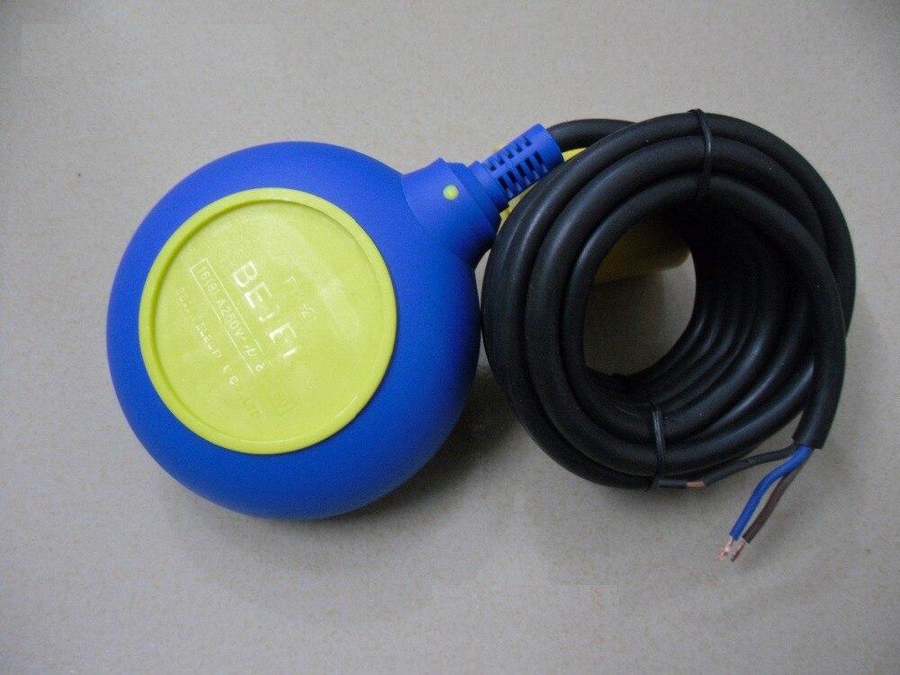 Livraison gratuite interrupteur à flotteur avec câble de 4 M M15 utilisation sur pompe à eau type circulaire et type carré