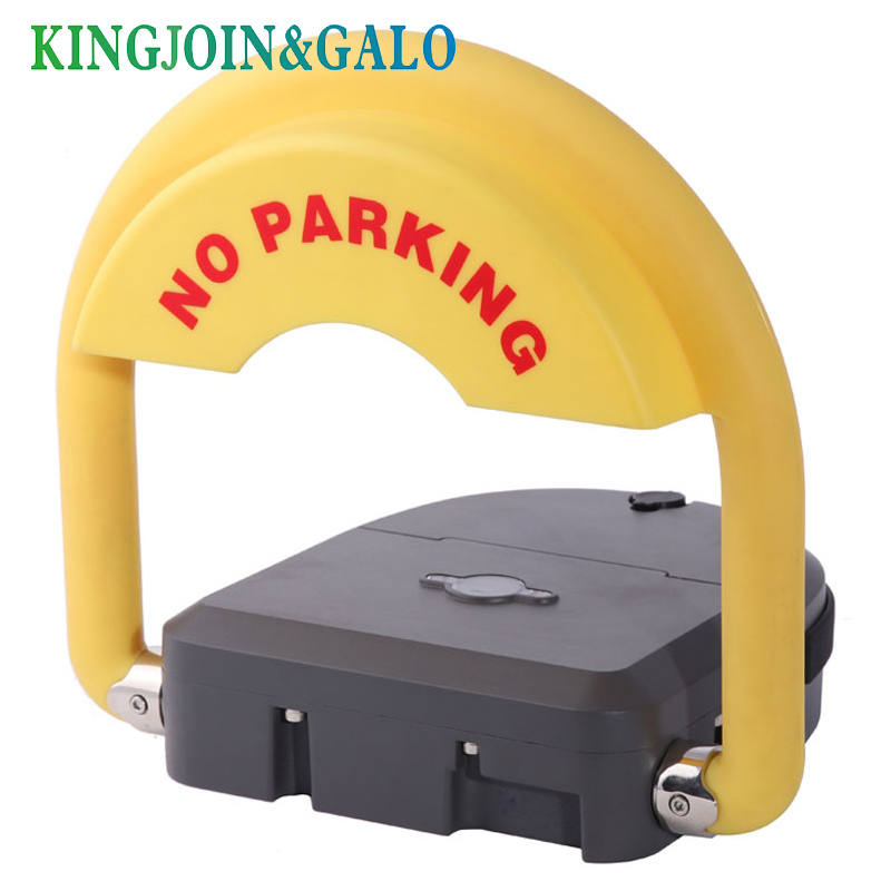 Automatic PARKING BARRIER SECURITY BOLLARD (no battery) bollard twins outfit