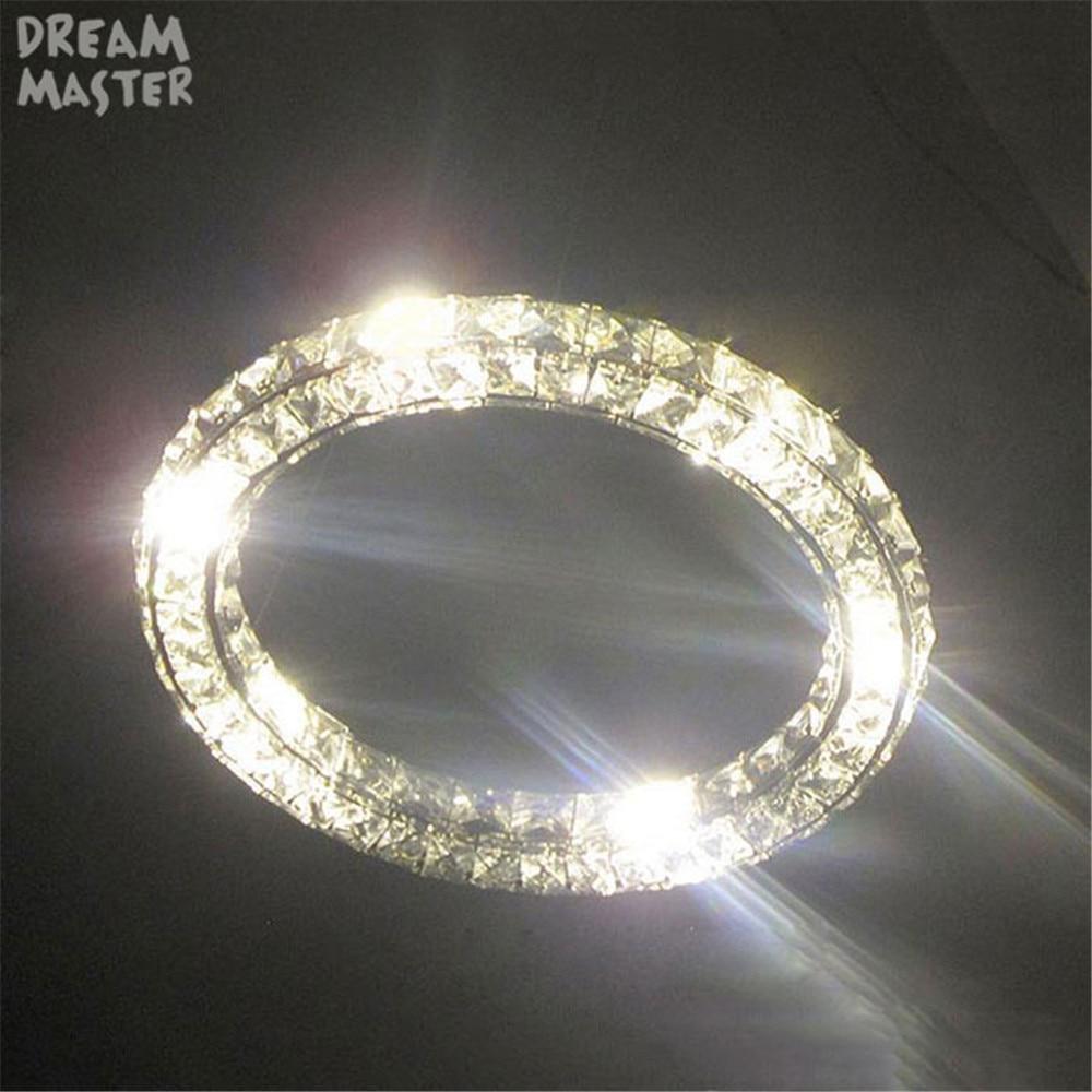 Օղակաձև լամպ LED ջահի լուսավորող - Ներքին լուսավորություն - Լուսանկար 5