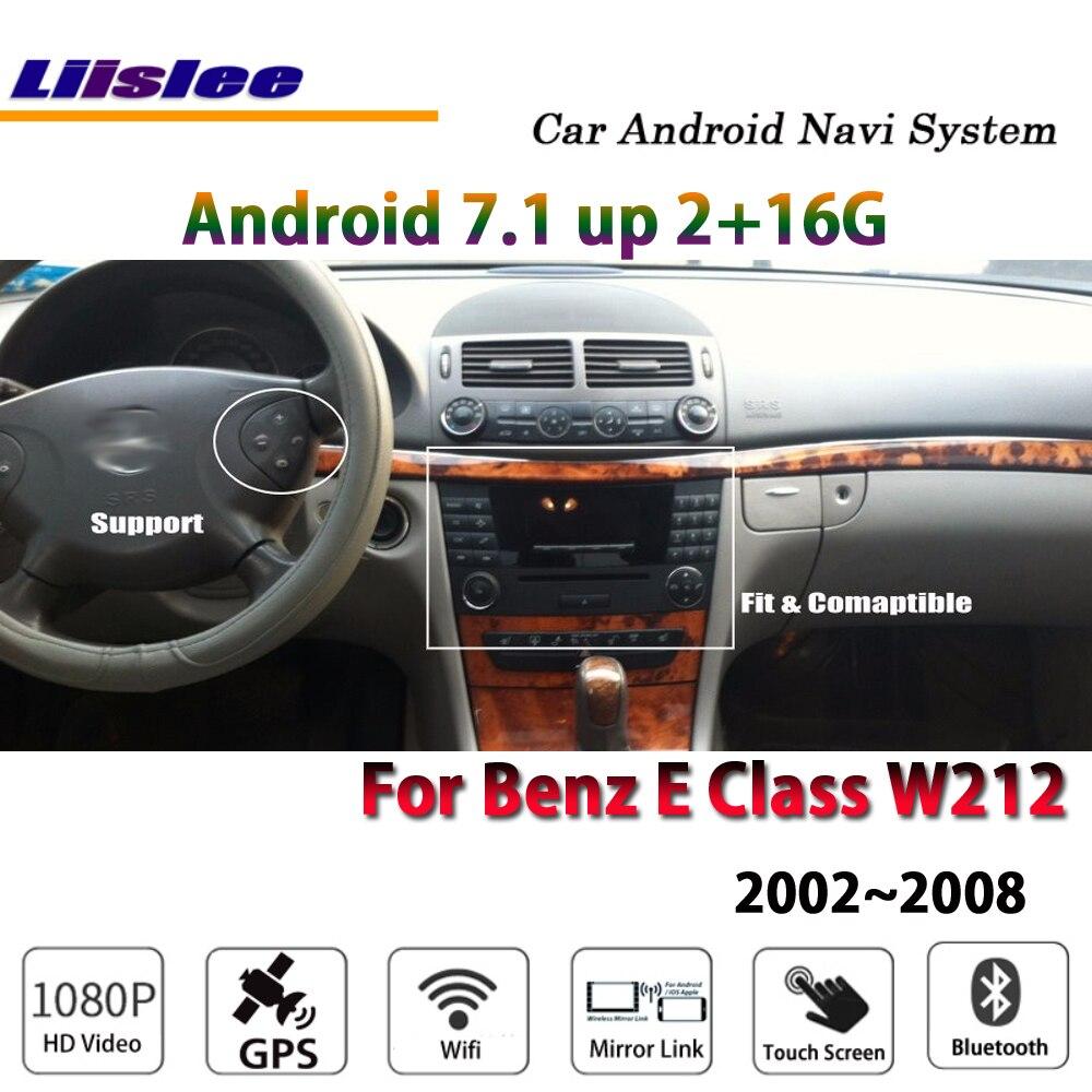 For Mercedes Benz E-Class W211 2002-2008-4