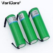 3 шт. VariCore VTC6 скачать 30A 3,7 В 3000 мАч 18650 Li-Ion Батарея US18650VTC6 инструменты e-сигареты батареи + DIY Ник