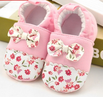 Hooyi хлопковая обувь для мальчика противоскользящие Чехлы для обуви из горного хрусталя, для детей ясельного возраста, для тех, кто только начинает ходить, для новорожденных; обувь для малышей, не начавших ходить носки для девочек - Цвет: 40