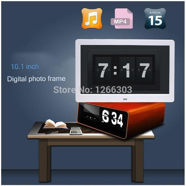 Hot sale New 10.1 inch Ultrathin HD LED LCD Digital Photo Frame ...