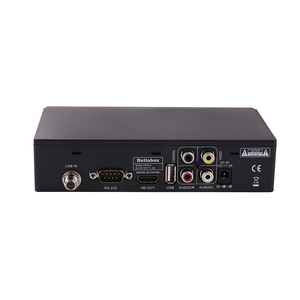 Image 2 - Hellobox V5 récepteur de télévision par Satellite PowrVu IKS Biss entièrement autoroll DVB S2 boîtier de télévision numérique HD intégré