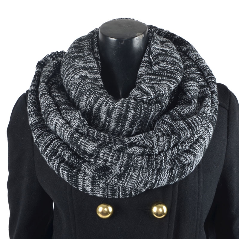 cable boyfriend scarf gifts anniversary chunky oversized gift infinity pin mens husband knit