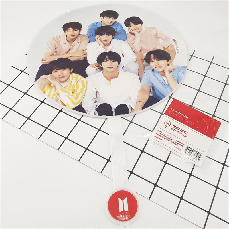 Jewelry & Accessories Beads & Jewelry Making Kpop Bangtan Boys Bts World Tour Official Same Translucent Fans Love Yourself Answer Concert Same Fans 28x28 Cm Exquisite Craftsmanship;