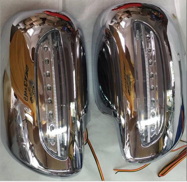 2003 2008 For Toyota Prius 20 Lighted Rearview Mirror