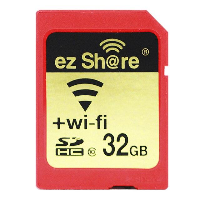 tarjeta de memoria wifi canon