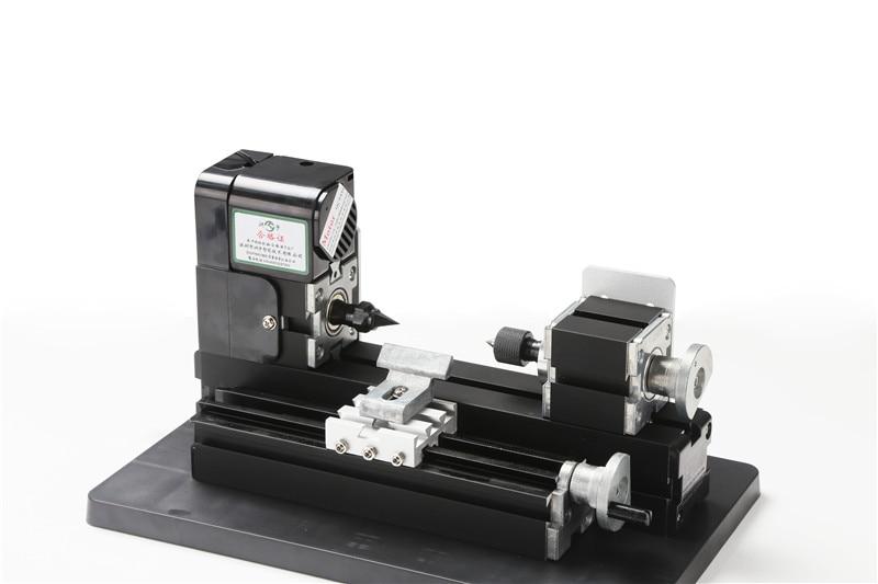 24W All Metal Mini Lathe Machine with 20,000r/min for diy