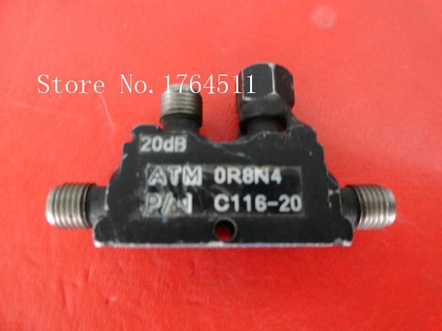[BELLA] ATM C116-20 7.0-12.4GHz Coup:20dB SMA Supply Coupler