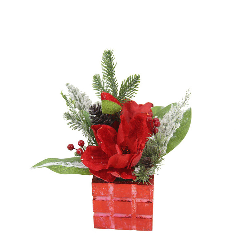 Christmas Wedding Bouquets And Flowers: Artificial Flowers Wedding Bouquet Magnolia Fall Vivid
