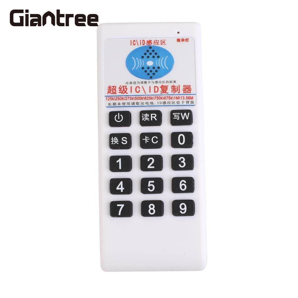 Giantree 56Mhz IC Card RFID Reader Writer Key Machine ICopy 3 With Full Decode Copier IC/ID Reader/Writer Duplicator 125khz
