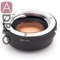 ¡ NUEVO!! booster focal reductor de velocidad traje adaptador para minolta md lente para fujifilm fx cámara x-t1 x-a1 x-e2 x-m1 x-e1 x-pro1