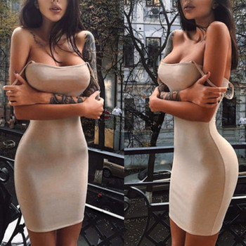 Neon Mini Bodycon Dress Women Kylie jenner Casual Sexy Dresses Party Night Club Dress 2019 Summer