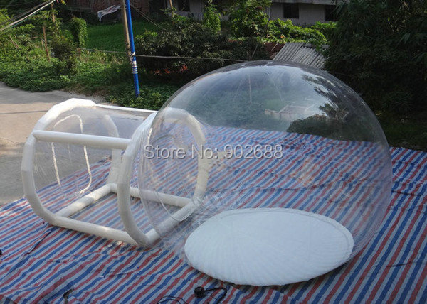 price for sale inflatable the bubble tent transparent tentage 4 season sound proof tent with tunnel free shipping & Online Shop price for sale inflatable the bubble tent transparent ...