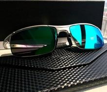 f423484b624 Mirror Lenses Men s Fashion Sunglasses Custom Optic Myopia Lenses Polarized  Brand EXIA OPTICAL KD-320