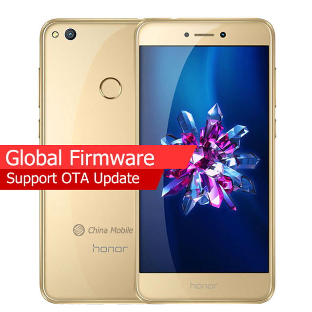 US $231 1 |Global Firmware Original Huawei Honor 8 Lite 4G LTE Mobile Phone  3g ram 32g rom Octa Core 5 2