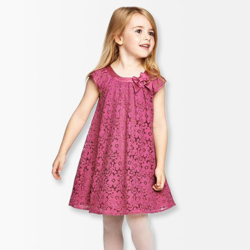 Aliexpress.com : Buy Summer Style Lace Girls Dress Baby ...