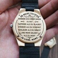 wooden watch Watches design 2