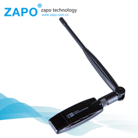 Hot Sale USB3 0 WiFi 1200Mbps External Wireless Network LAN Card Ethernet And 5dBi Antenna 802