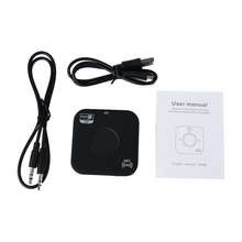 Bluetooth Receiver 3.5mm Jack Bluetooth Audio Music Wireless Receiver Adapter Aux Cable Hands-Free for TV Car Speaker Headphone