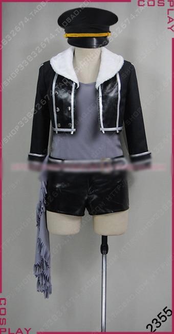 Ансамбль звезд Rei sakuma Косплэй Хэллоуина равномерное наряд Топ + Брюки для девочек + пальто + шляпа + Прихватки для мангала на заказ