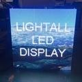 El envío libre llevó el módulo P5 32*64 pixles 320*160mm 1/16 Scan color interior RGB hub75 SMD2121 P5 LED módulo de visualización del panel