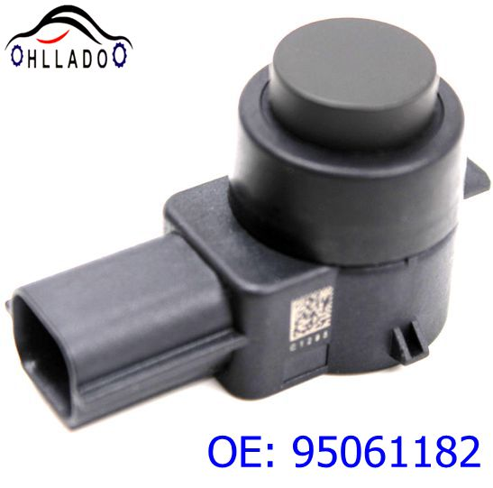 4PCS HLLADO PDC Parking Sensor 95061182 0263013927 Parking Reverse Assistance Car Radar 95061182 For G M C adillac G M C Buick(China)