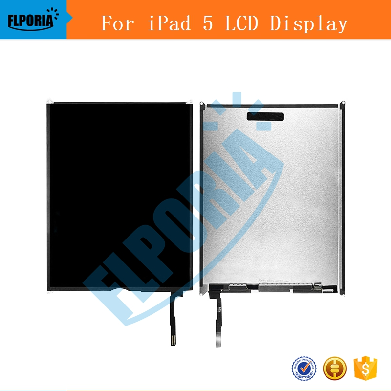LCD Screen Display For iPad 5 LCD Panel For iPad Air A1474 A1475 A1476 Tablet LCD Panel Screen Panel Replacement LCD Display original a1419 lcd screen for imac 27 lcd lm270wq1 sd f1 sd f2 2012 661 7169 2012 2013 replacement