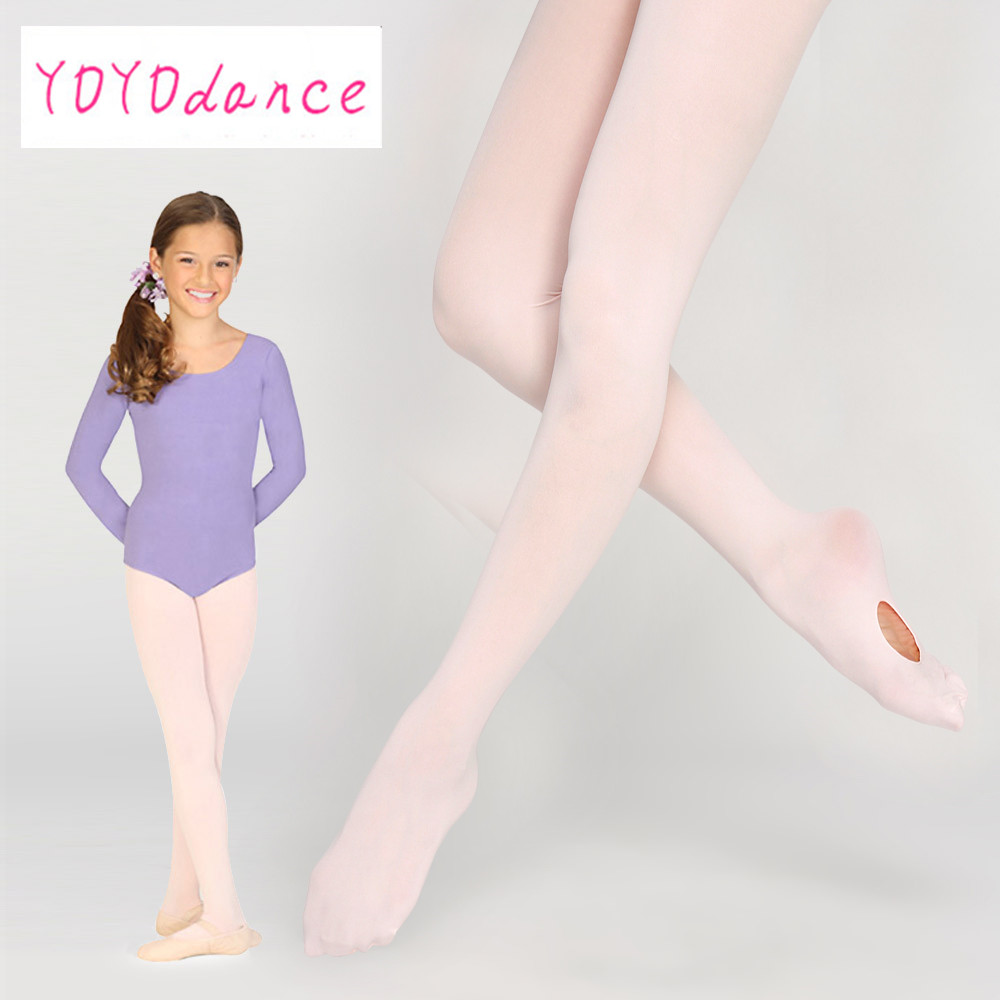 Quality Lovely Child Girls Transaction Tights Stockings Ballet 7 Colors Opaque Velvet Stocking Pantyhose Dancing Tights 4820