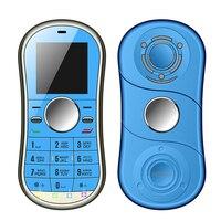 SERVO S08 Fidget Spinner Mobile Phone 1 3 Hand Spinner Cellphone Dual SIM Card Russian Keyboard
