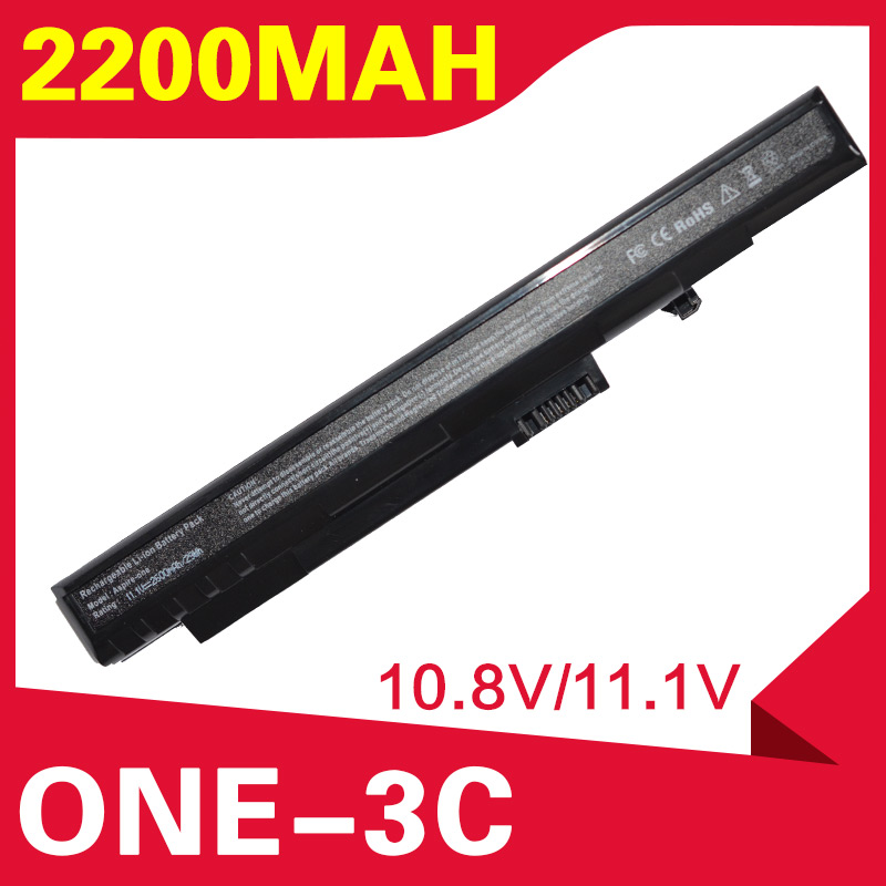 ApexWay <font><b>2200mAh</b></font> 3 cells <font><b>battery</b></font> for Acer Aspire One A110 150 D150 D210 D250 UM08B31 UM08B52 UM08B71 UM08B72 UM08B73 UM08B74 image