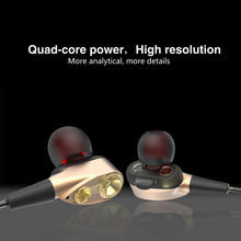 лучшая цена In-Ear Earphone For Phone Bass Earphones With Microphone Headset Wired Earphones With Microphone  For Sport Mobile Phone