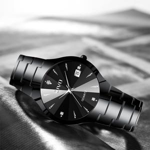 Image 3 - Relogio Masculino CIVO Mens Watches Top Brand Luxury Waterproof Analogue Date Wristwatch Women Mens Quartz Watch For Men Clock