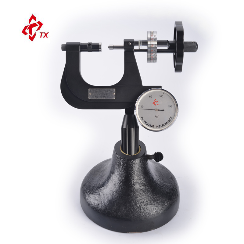 Brand TX PHR 2 Small Portable Rockwell Hardness Tester Meter durometer thin small long irregular metal