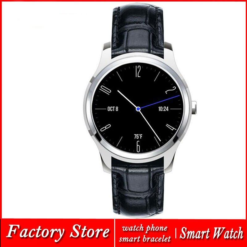 Wrist Watch Cell phone Android Wear Tracker Pedometer Bluetooth font b Smart b font Watch Wearable