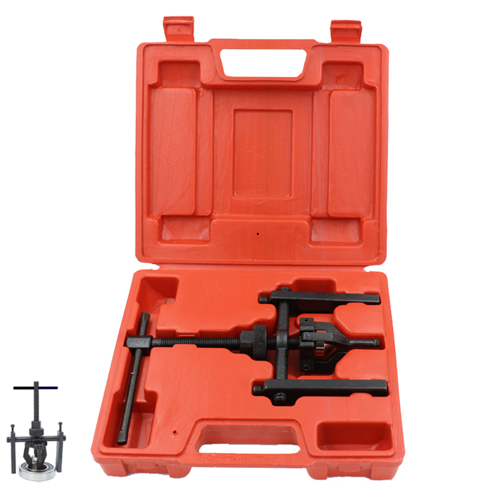 3 Jaw Pilot Inner Bearing Puller Remover Hand Extractor Hand Tool Removal Kit with PVC Case|kit yoga|tool kit pricetool kit network - title=