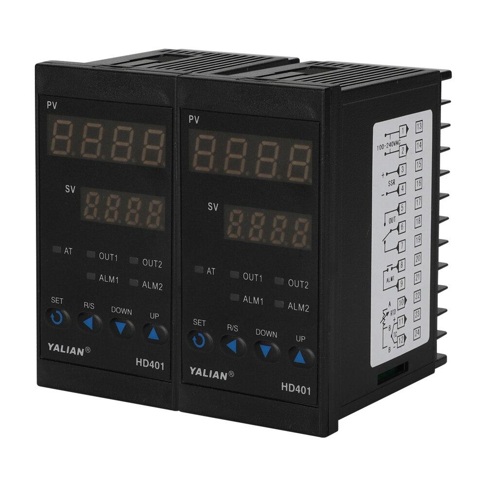 Beautiful Adjust Temperature 1372 Degrees Celsius Thermoregulator Digital Temperature Controller Thermocouple Input Ssr Output