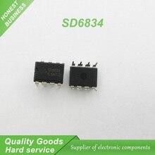 5pcs SD6834 DIP8 offen use laptop chip new original