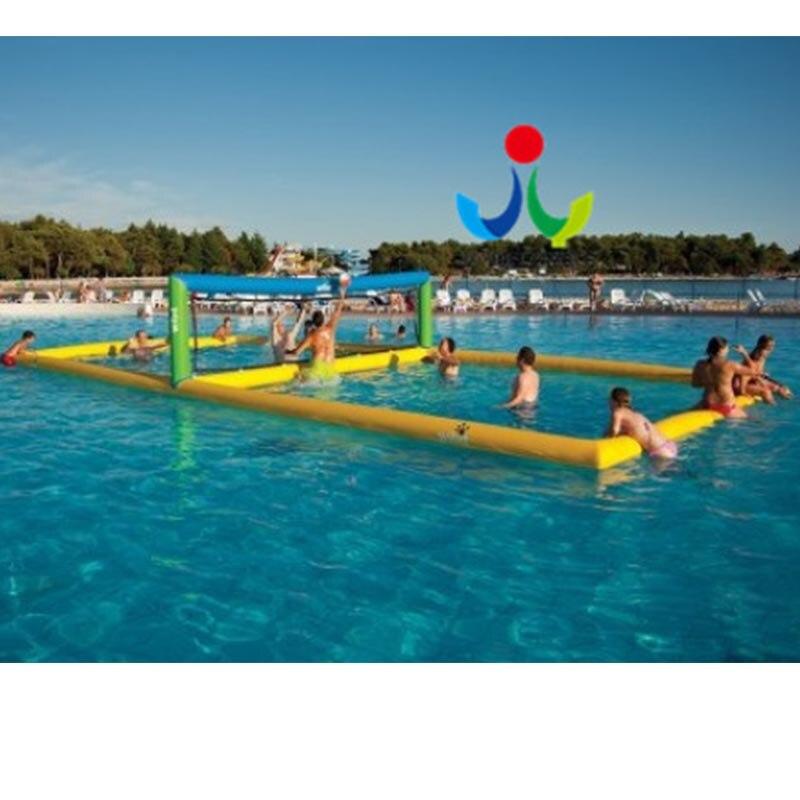 Продажа надувных спортивных игр и развлечений для пляжного волейбола 6
