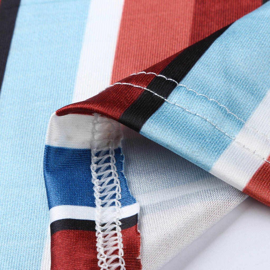 ملابس للحمل الصيف النساء الحوامل ملابس الحمل القطن حزام أكمام شوكة Openin طباعة شريط طويل فستان رضاعة