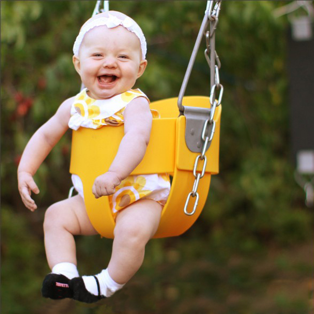 online buy wholesale indoor jumpers from china indoor jumpers  - eva plastic baby swing basket full bucket infant swing seat with soft gripbouncers jumpers swings