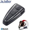 Motorcycle Helmet Headset 500 Meters Dedicated Bluetooth 3.0 FM Automatically Answer  Waterproof  Intercom Music GPS