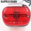 Hohe Qualität Motorrad Rücklicht Lampe Für XV250 XV125 Bremse Hinten Licht Motorrad Schwanz Licht Lampe 3 linien OEM 3LS-84700-00-00