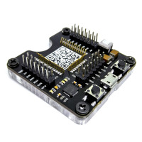 1PC ESP32 Test Board Small Batch Burn Fixture Min System Development Board For ESP WROOM 32